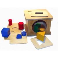 6 In 1 Imbucare Box