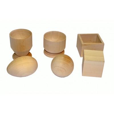 Puzzle cub, sfera si ou