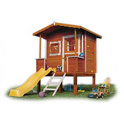 Wooden house for children 13