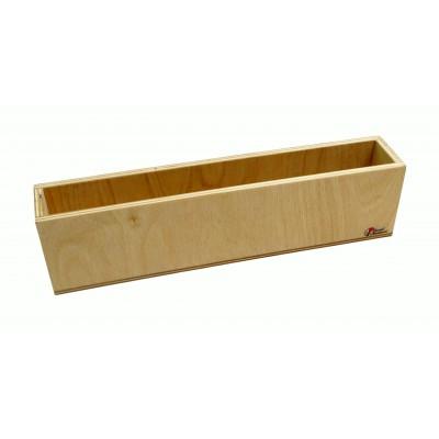 Cutie pentru litere glasspapier - grupuri de litere