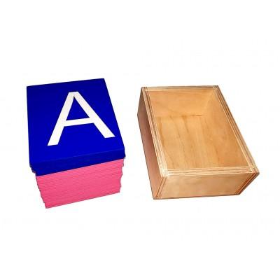 Cutie pentru litere glasspapier