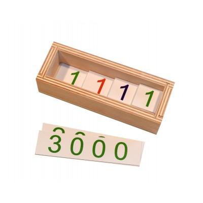Jetoane mici 1 - 3000 - introducerea simbolurilor