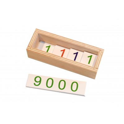 Jetoane mici 1 - 9000 - introducerea simbolurilor