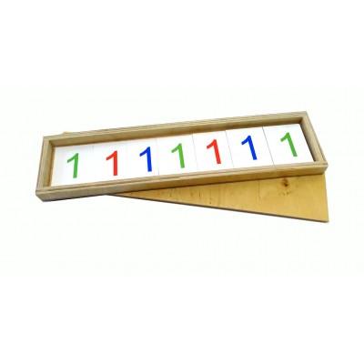 Carduri pentru ierarhia numerelor