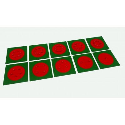 Inserturi cerc - fractii