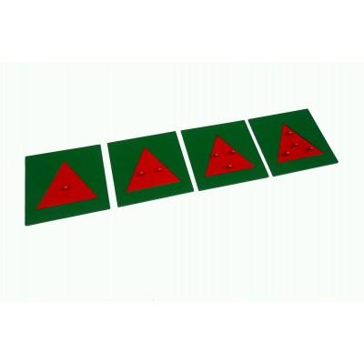 Inserturi triunghi
